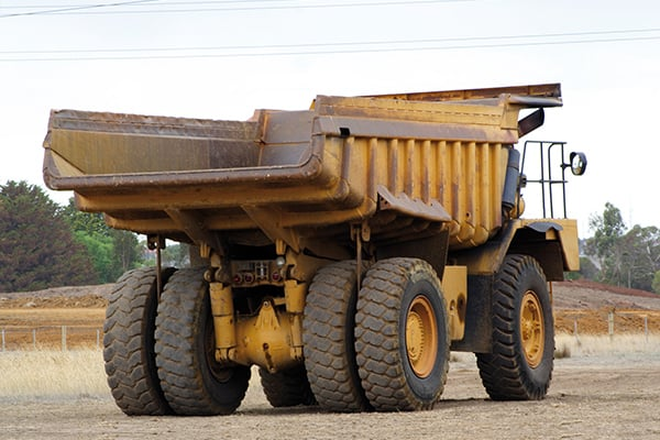 Haul Truck Scales