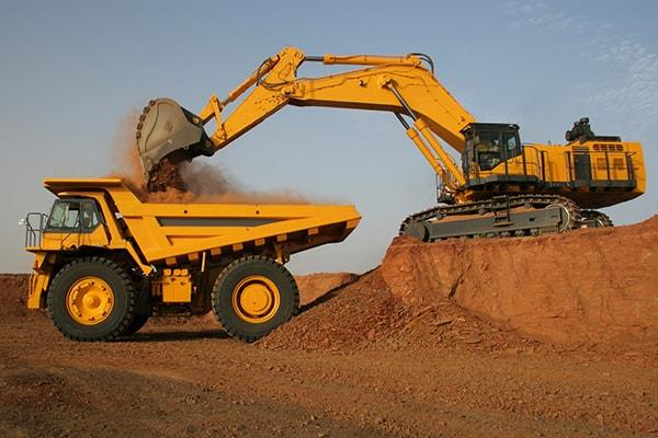 Haul Truck / Excavator
