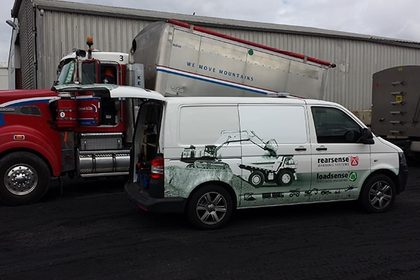 Truck and Trailer Service and Support
