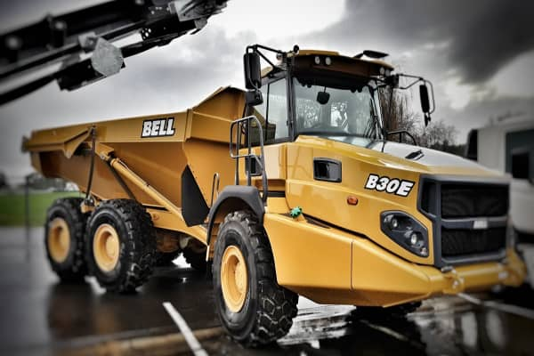 Bell Haul Truck Scales
