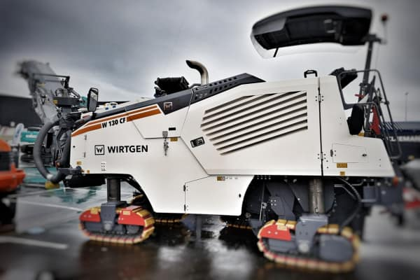 Wirtgen Crusher Scales