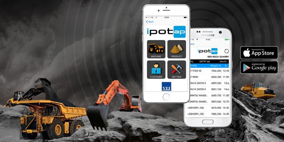 Loadsense VEI IPOT WEB Cloud Payload Management