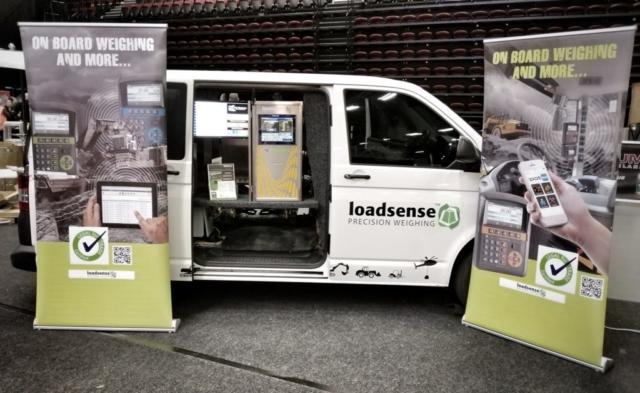 Loadsense Kiosk - Remote Site Loading Management