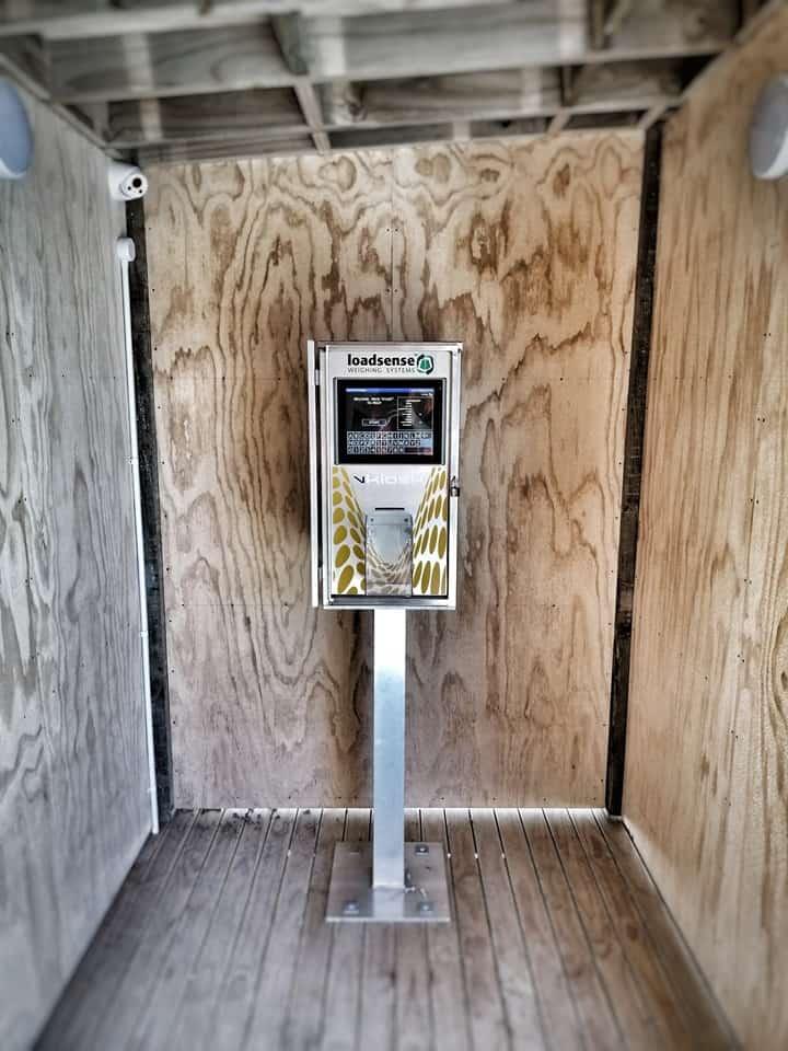 Remote Site Quarry Kiosk Management - Loadsense