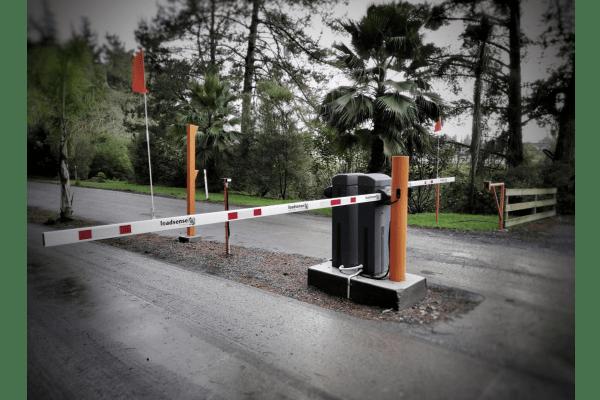 Barrier Arm Access Control